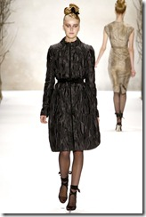 Monique Lhuillier Fall 2011 Ready-To-Wear Collection 2