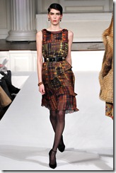 Oscar de la Renta Fall 2011 Ready-To-Wear 27