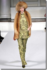 Oscar de la Renta Fall 2011 Ready-To-Wear 28