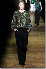 Dries Van Noten RTW Fall 2011 47
