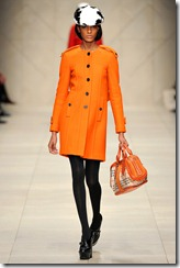 Burberry Prorsum Fall 2011 Ready-To-Wear Runway Photos 1