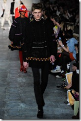 Meadham Kirchhoff Fall 2011 Ready-To-Wear 1