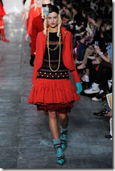 Meadham Kirchhoff Fall 2011 Ready-To-Wear 3