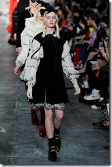 Meadham Kirchhoff Fall 2011 Ready-To-Wear 14