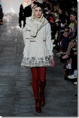 Meadham Kirchhoff Fall 2011 Ready-To-Wear 23