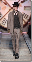 John Varvatos Fall-Winter 2011 Collection Look 3