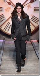John Varvatos Fall-Winter 2011 Collection Look 26