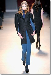 Zac Posen Ready-To-Wear Fall 2011 Runway Photos 3