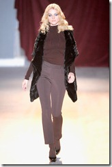Zac Posen Ready-To-Wear Fall 2011 Runway Photos 5