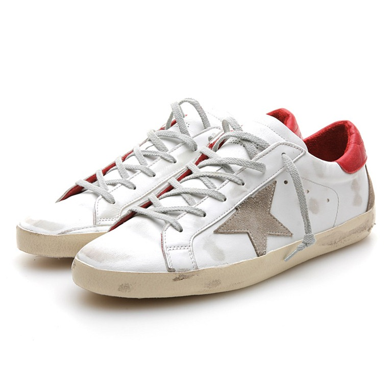 Wearable Trends: GOLDEN GOOSE SUPER STAR SNEAKER