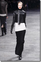 Rick Owens RTW Fall 2011 Runway Photos 26