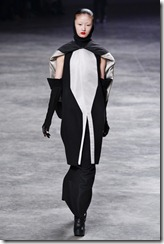 Rick Owens RTW Fall 2011 Runway Photos 2