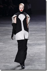 Rick Owens RTW Fall 2011 Runway Photos 1