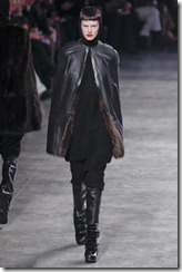 Rick Owens RTW Fall 2011 Runway Photos 10