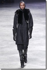 Rick Owens RTW Fall 2011 Runway Photos 13