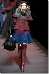 Christian Dior Ready-To-Wear Fall 2011 Runway Photos 2