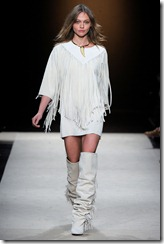 Isabel Marant Ready-To-Wear Fall 2011 Runway Photos 41