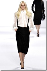 Chloé Ready-To-Wear Fall 2011 Runway Photos 25