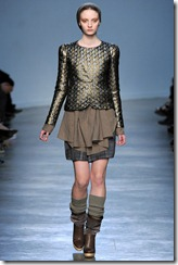 Vanessa Bruno Ready-To-Wear Fall 2011 Runway Photo 10