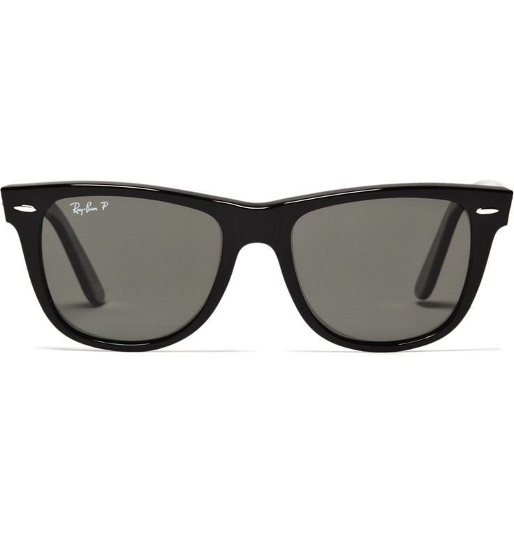 Wearable Trends Ray Ban Acetate Wayfarer Sunglasses