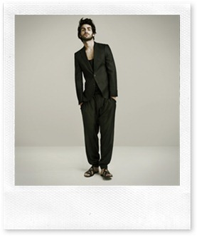 Zara Man Lookbook April Look 11