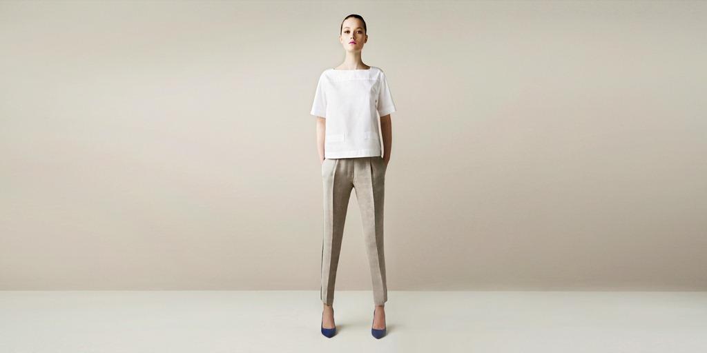 Wearable Trends: Zara Woman Lookbook March