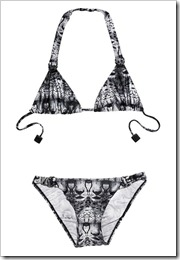 Zimmermann Copy Cat triangle bikini a