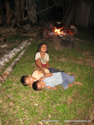 дети индейцы