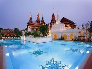 Mandarin Oriental Dhara Dhevi Hotel Chiang Mai - Colonial pool