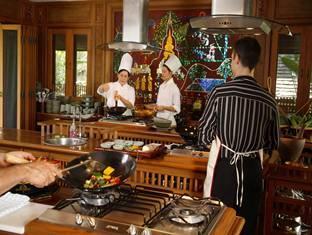Mandarin Oriental Dhara Dhevi Hotel Chiang Mai - Oriental Culinary Academy
