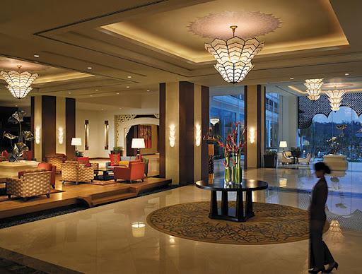 Shangri-la Hotel Chiang Mai - Lobby