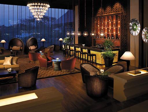 Shangri-la Hotel Chiang Mai - The Lobby Lounge