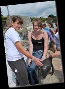 Gemma and Alisha
