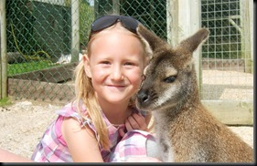 Abbott, C. - Little girl with Wallaby - 2010 (re-sized)