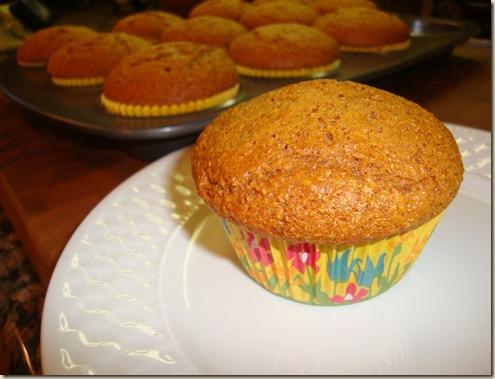 Pumpkin Muffins 029A