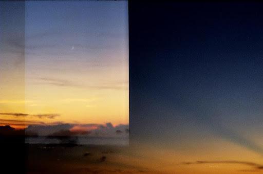 8/23漁人碼頭的夕陽