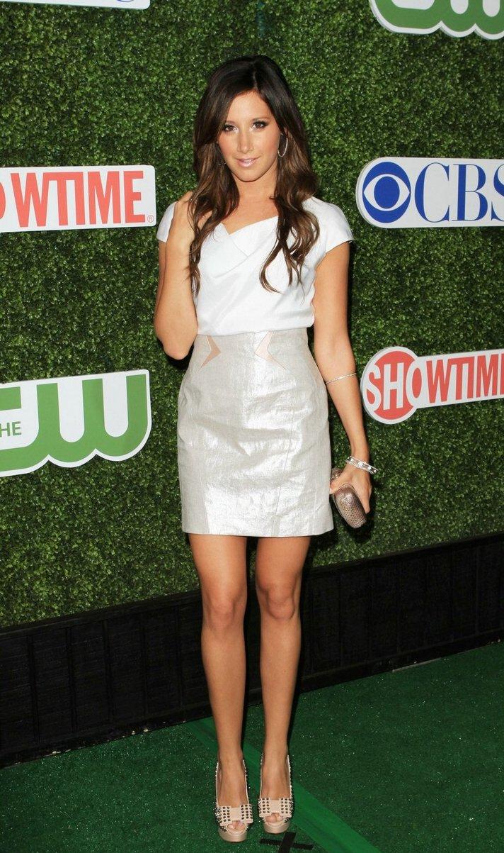 Ashley Tisdale 39 S Style The Style Stash