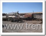Estación de Ferrocarriles de Baquedano