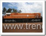 Locomotora Número 5497, M-636, Co-Co