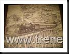 Espectacular foto que muestra el ferrocarril Peruano - foto de 1908