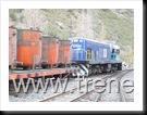 locomotora N°1820 de FEPASA