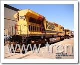 locomotora 9423 V16 G.E. DASH 8, de ROBE