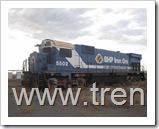 Locomotora 5502 bhp