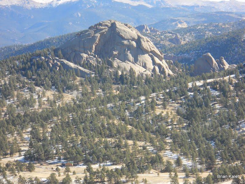 Castle Mountain, Witcher Mountain, McIntyre Mountain, 9420, 9112 ...
