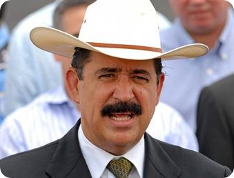 Mel Ya Esta En Honduras