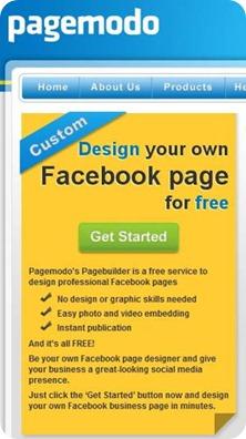 pagemodo personalizar facebook gratis
