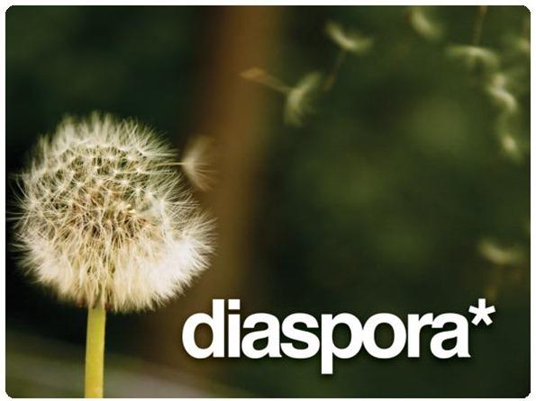 diaspora competencia facebook