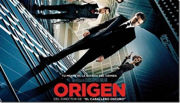 Origen (Inception) finanzas dinero