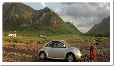 VW Beatle from Kyon Ho Gaya Na