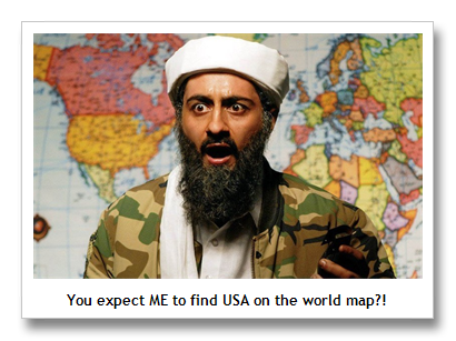 osama bin laden mini me where. osama bin laden mini me where